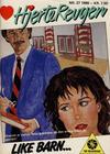 Cover for Hjerterevyen (Serieforlaget / Se-Bladene / Stabenfeldt, 1960 series) #27/1988