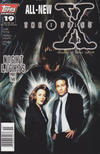 Cover for The X-Files (Topps, 1995 series) #19 [Newsstand]