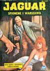 Cover for Jaguar (Bok og Blad, 1969 series) #1