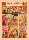 Cover for The Spirit (Register and Tribune Syndicate, 1940 series) #6/2/1940 [Detroit News edition]