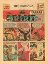 Cover for The Spirit (Register and Tribune Syndicate, 1940 series) #6/23/1940 [Baltimore Sun edition]