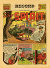Cover for The Spirit (Register and Tribune Syndicate, 1940 series) #7/7/1940 [Philadelphia Record edition]