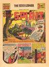 Cover for The Spirit (Register and Tribune Syndicate, 1940 series) #7/7/1940 [Newark NJ Star Ledger edition]