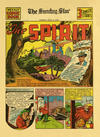 Cover for The Spirit (Register and Tribune Syndicate, 1940 series) #7/7/1940 [Washington DC Star edition]
