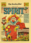 Cover for The Spirit (Register and Tribune Syndicate, 1940 series) #7/28/1940 [Washington DC Star edition]