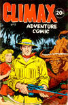 Cover for Climax Adventure Comic (K. G. Murray, 1962 ? series) #9