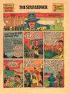 Cover for The Spirit (Register and Tribune Syndicate, 1940 series) #6/16/1940 [Newark NJ Star Ledger edition]