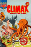 Cover for Climax Adventure Comic (K. G. Murray, 1962 ? series) #13