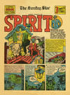 Cover for The Spirit (Register and Tribune Syndicate, 1940 series) #8/4/1940 [Washington DC Star edition]