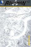 Cover for Aquaman (DC, 2011 series) #11 [Ivan Reis Wraparound Sketch Variant]