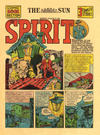 Cover for The Spirit (Register and Tribune Syndicate, 1940 series) #8/4/1940 [Baltimore Sun edition]