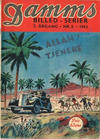 Cover for Damms Billedserier [Damms Billed-serier] (N.W. Damm & Søn [Damms Forlag], 1941 series) #3/1943