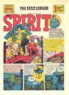 Cover for The Spirit (Register and Tribune Syndicate, 1940 series) #8/4/1940 [Newark NJ Star Ledger edition]