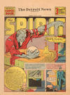Cover for The Spirit (Register and Tribune Syndicate, 1940 series) #7/14/1940 [Detroit News edition]
