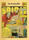 Cover for The Spirit (Register and Tribune Syndicate, 1940 series) #7/14/1940 [Washington DC Star edition]