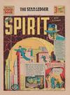 Cover for The Spirit (Register and Tribune Syndicate, 1940 series) #7/21/1940 [Newark NJ Star Ledger edition]