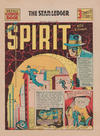 Cover for The Spirit (Register and Tribune Syndicate, 1940 series) #7/21/1940 [Newark NJ Star Ledger edition]