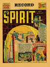 Cover for The Spirit (Register and Tribune Syndicate, 1940 series) #7/21/1940 [Philadelphia Record edition]