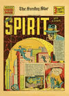 Cover for The Spirit (Register and Tribune Syndicate, 1940 series) #7/21/1940 [Washington DC Star edition]