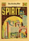 Cover Thumbnail for The Spirit (1940 series) #7/21/1940 [Washington DC Star edition]