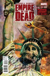 Cover for George Romero's Empire of the Dead (Marvel, 2014 series) #4 [Arthur Suydam NYC Variant]