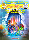 Cover for Thea Stilton (NBM, 2013 series) #3 - The Treasure of the Viking Ship