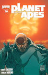 Cover Thumbnail for Planet of the Apes (2011 series) #16 [Cover A]