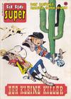 Cover for Fix und Foxi Super (Gevacur, 1967 series) #31 - Lucky Luke: Der kleine Killer