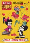 Cover for Fix und Foxi Super (Gevacur, 1967 series) #29 - Alle lieben Pauli
