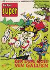 Cover for Fix und Foxi Super (Gevacur, 1967 series) #25 - Siggi und Babarras: Der liebe Gott von Gallien
