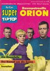 Cover for Fix und Foxi Super (Gevacur, 1967 series) #6 - Raumpatrouille Orion