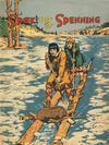 Cover for Spøk og Spenning (Oddvar Larsen; Odvar Lamer, 1950 series) #18/1952