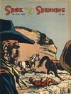 Cover for Spøk og Spenning (Oddvar Larsen; Odvar Lamer, 1950 series) #11-12/1953