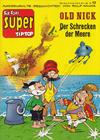 Cover for Fix und Foxi Super (Gevacur, 1967 series) #13 - Old Nick: Der Schrecken der Meere