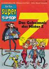 Cover for Fix und Foxi Super (Gevacur, 1967 series) #9 - Das Geheimnis des Mister Z