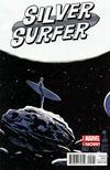 Cover for Silver Surfer (Marvel, 2014 series) #2 [Francesco Francavilla Variant]