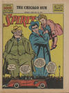 Cover for The Spirit (Register and Tribune Syndicate, 1940 series) #1/14/1945 [Chicago Sun]