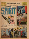 Cover for The Spirit (Register and Tribune Syndicate, 1940 series) #2/4/1945 [Actual dated issue]