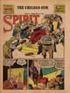 Cover for The Spirit (Register and Tribune Syndicate, 1940 series) #2/11/1945 [Actual dated issue]