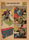Cover for The Spirit (Register and Tribune Syndicate, 1940 series) #2/18/1945 [Actual dated issue]