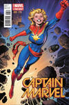 Cover Thumbnail for Captain Marvel (2014 series) #3 [Arthur Adams Variant]