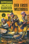 Cover for Illustrierte Klassiker Doppelband [Classics Illustrated] (BSV - Williams, 1958 series) #9 - Der erste Weltkrieg