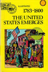 Cover for Basic Illustrated History of America (Pendulum Press, 1976 series) #07-2332 - 1783-1800:  The United States Emerges