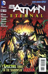 Cover for Batman Eternal (DC, 2014 series) #6