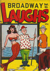 Cover for Broadway Laughs (Prize, 1950 series) #v9#9