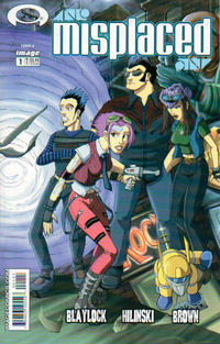 Cover Thumbnail for Misplaced (Image, 2003 series) #1 [Cover A]