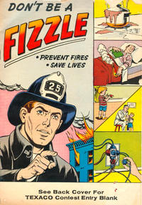 Cover Thumbnail for Don't Be a Fizzle (American Comics Group, 1960 ? series)