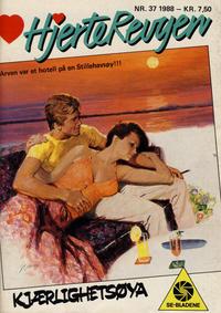Cover Thumbnail for Hjerterevyen (Serieforlaget / Se-Bladene / Stabenfeldt, 1960 series) #37/1988