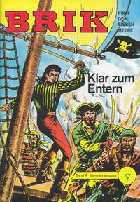 Cover Thumbnail for Brik (Lehning, 1962 series) #4