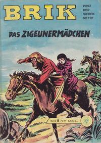 Cover Thumbnail for Brik (Lehning, 1962 series) #8